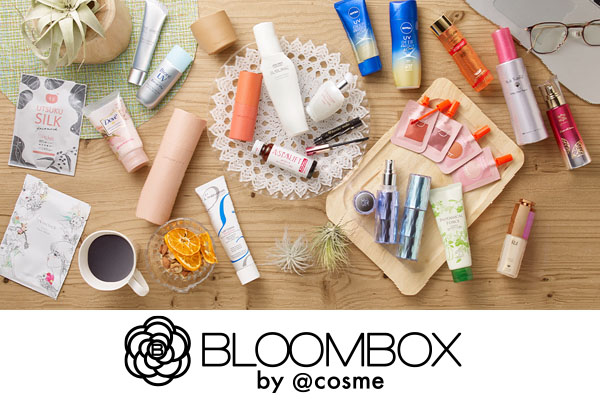 BLOOMBOX By @cosme